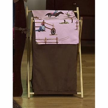 Sweet JoJo Designs Cowgirl Hamper