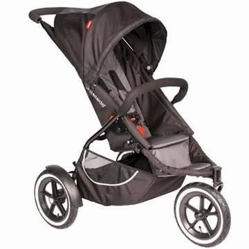 Phil & Teds Classic v2 Buggy - Black