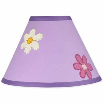 Sweet JoJo Designs Danielle's Daisies Lamp Shade