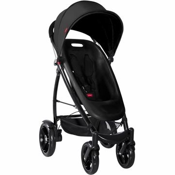 Phil & Teds Smart Buggy in Licorice