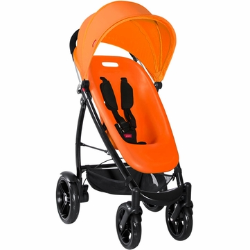 Phil & Teds Smart Buggy in Tangerine
