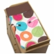 Sweet JoJo Designs Deco Dot Changing Pad Cover