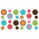 Sweet JoJo Designs Deco Dot Wall Decals