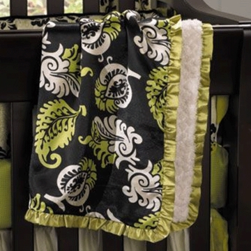 CoCalo Couture Harlow Decorative Sherpa Blanket