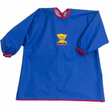 BabyBj�rn Eat and Play Smock in Blue