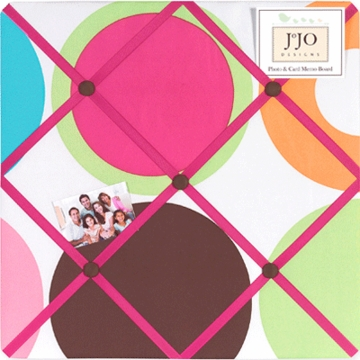 Sweet JoJo Designs Deco Dot Memo Board