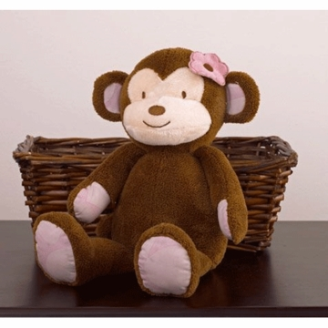 CoCaLo Jacana Plush Monkey