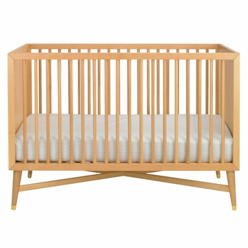 DwellStudio Mid-Century Crib - Natural