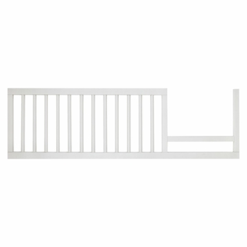 DwellStudio Mid-Century Toddler Bed Conversion Kit - French White