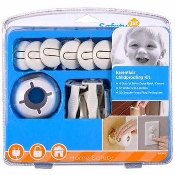 Safety 1st 49395 Essentials Childproofing Kit