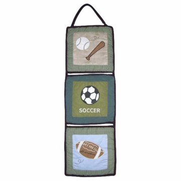 CoCaLo Sports Fan Wall Hanging