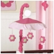 Sweet JoJo Designs Flower Pink and Green Musical Mobile