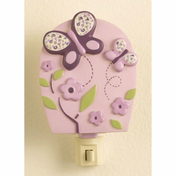 CoCaLo Sugar Plum Nightlight