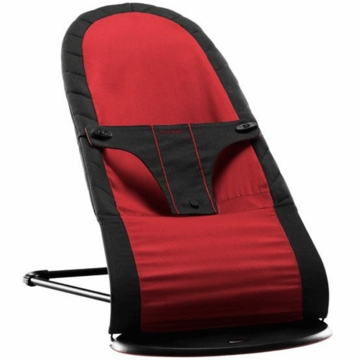 BabyBj�rn Babysitter Balance in Black Red