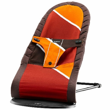 BabyBj�rn Babysitter Balance Activity Seat - Orange Retro