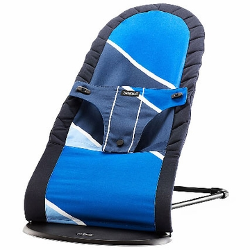 BabyBj�rn Babysitter Balance Activity Seat - Blue Retro