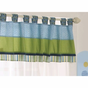 CoCaLo Turtle Reef Window Valance
