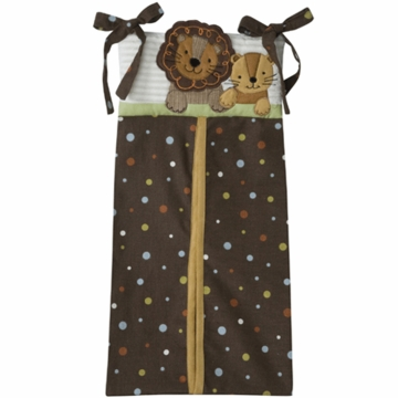 Lambs & Ivy S.S. Noah Diaper Stacker