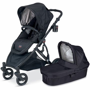 Britax B-Ready 2012 with Bassinet - Eclipse/Black