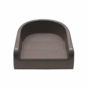 Prince Lionheart Soft Booster Seat in Sierra Brown