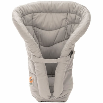 Ergobaby Organic Collection Infant Insert - Silver