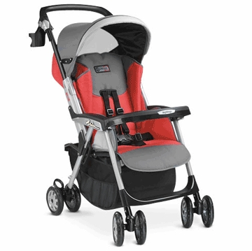 Peg Perego Aria Single Stroller 2006 Rubino
