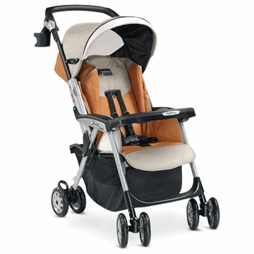 Peg Perego Aria Single Stroller 2006 Ambra