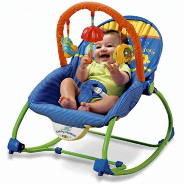 Fisher-Price Infant-to-Toddler Rocker & Bouncer