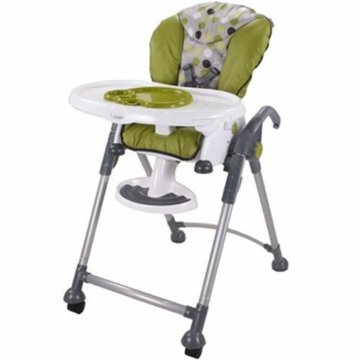Combi Hero High Chair Wasabi