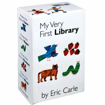 Eric Carle's My Very First Library