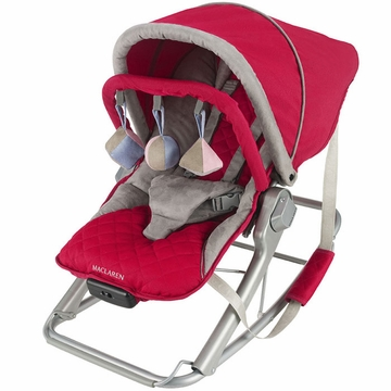 Maclaren Infant Rocker - Persian Red