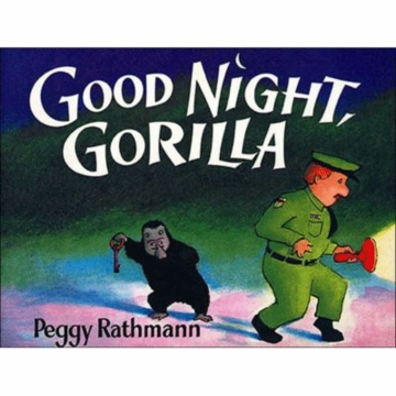 Peggy Rathmann Good Night, Gorilla board book