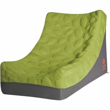 Nook Pebble Lounger - Lawn