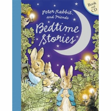 Peter Rabbit & Friends Bedtime Stories Book & CD