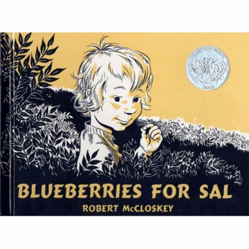 Robert McCloskey's Blueberries for Sal (Hardcover)