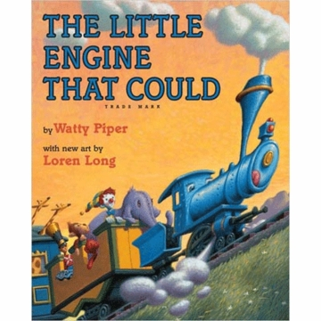 Watty Piper's The Little Engine That Could Hardcover