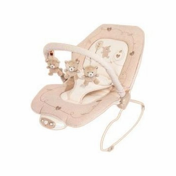 Summer Infant Nature's Purest Deluxe Soothing Bouncer - Hug Me