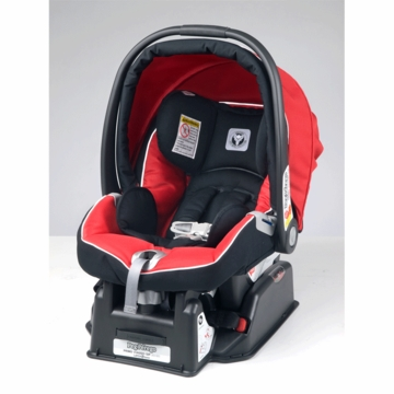 Peg Perego 2010 Primo Viaggio SIP 30/30 Infant Car Seat in Pepper
