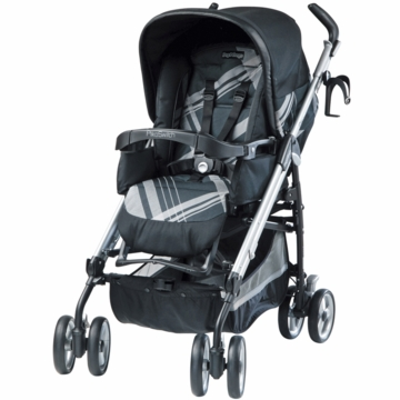 Peg Perego 2010 Pliko Switch Classico Stroller in Gala
