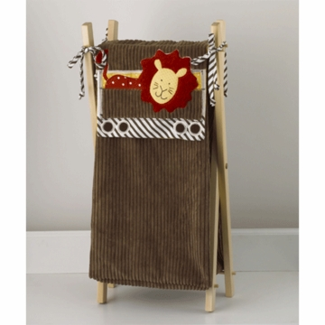 Cotton Tale Designs Animal Track Hamper