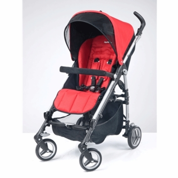 Peg Perego 2010 Si Lightweight Stroller in Pepper