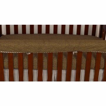 Cotton Tale Designs Animal Tracks Front Rail Cover Up