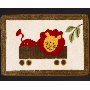 Cotton Tale Designs Animal Tracks Rug