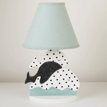 Cotton Tale Designs Arctic Babies Lamp and Shade