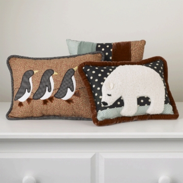Cotton Tale Designs Arctic Babies Pillow Pack
