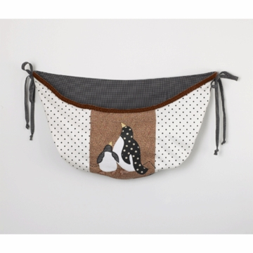 Cotton Tale Designs Arctic Babies Toy Bag