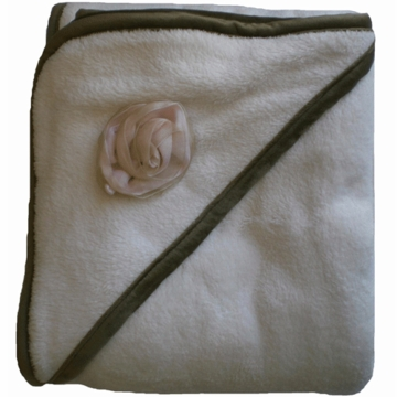 Cotton Tale Designs Lollipops & Roses Crib Blanket