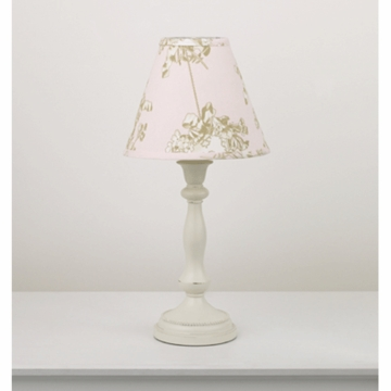 Cotton Tale Designs Lollipops & Roses Lamp & Shade