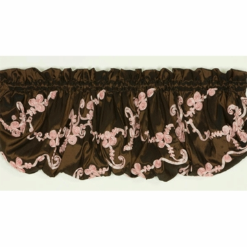 Cotton Tale Designs N. Selby Cupcake Window Valance