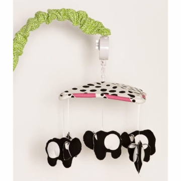 Cotton Tale Designs N. Selby Hottsie Dottsie Musical Mobile